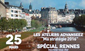 Cliquez pour vous inscrire à la prochaine session de Rennes. Découvrez un type d' ateliers stratégiques terriblement innovants !