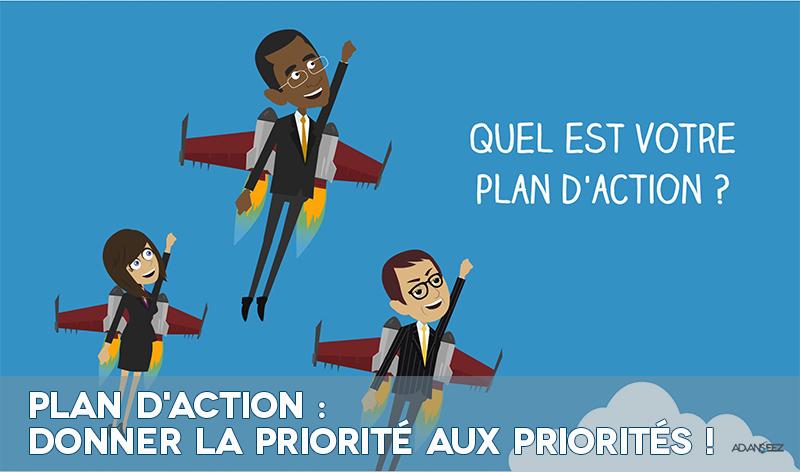 Comment passer de la gestion du temps à la gestion des priorités?